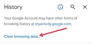 Chrome Browser Ki History Kaise Delete Kare