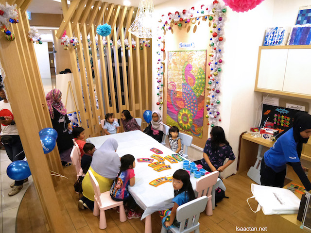 Fun Art Classes For The Kids @ Pelikan Store Malaysia