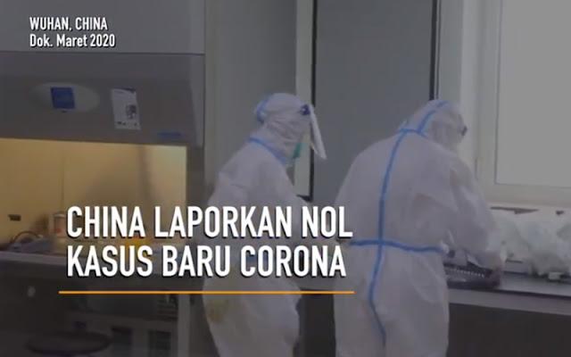 Kota Wuhan Bebas Virus Corona, Asep Lukman