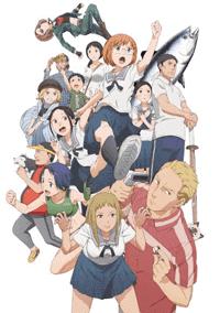 جميع حلقات الأنمي Chio-chan no Tsuugakuro مترجم