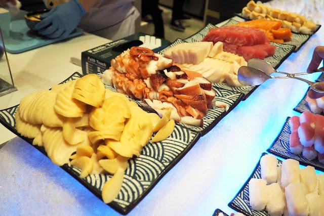 Sashimi Selections