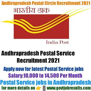 Gramin Dak Sevak Vacancy in Andhra Pradesh Postal Circle Recruitment 2021