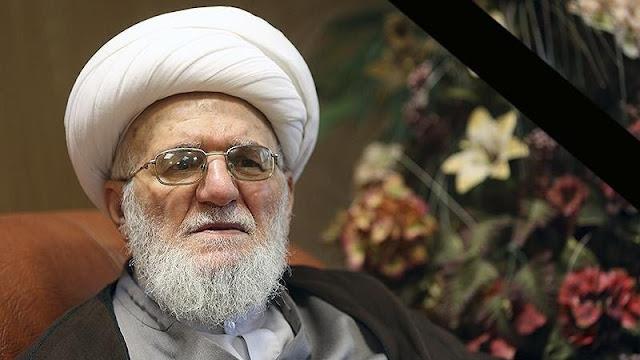 """""""Ayatullah"""" Syiah Mohammad Ali Taskhiri Meninggal"""