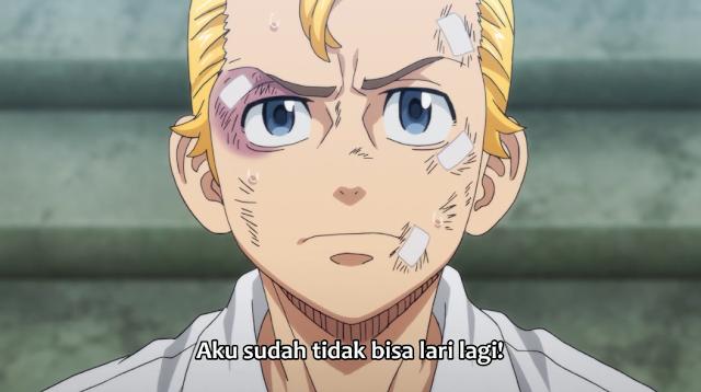 Tokyo Revengers Episode 02 Subtitle Indonesia