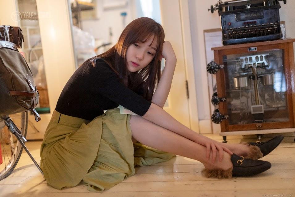 YALAYI雅拉伊 2019.05.02 No.265 旧情 刘开心 - Girlsdelta