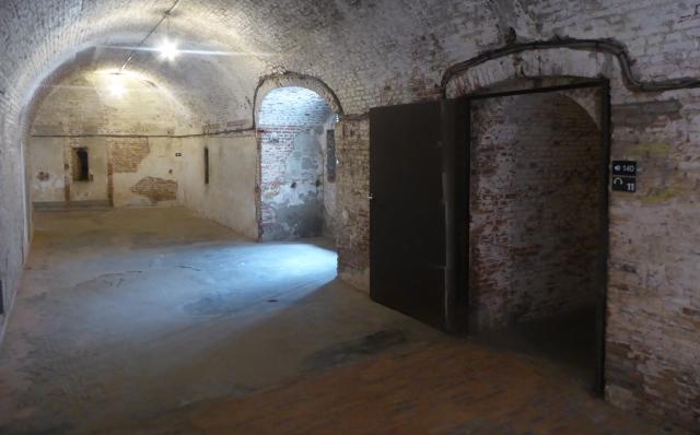 Interior del fort