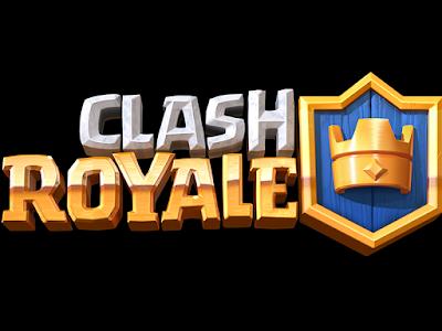 Logo clash royale