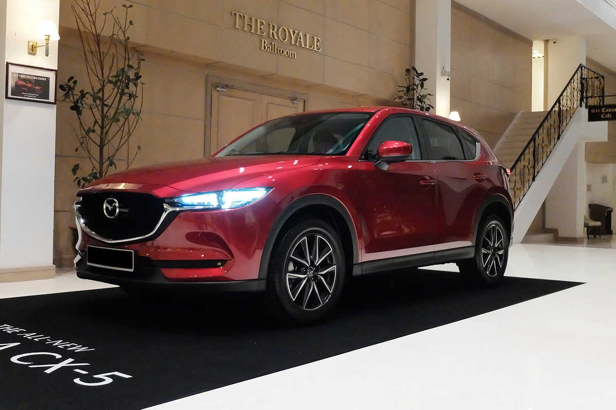 2020 Mazda Cx 5 Review.We Re Not Kidding This Is The Refreshed 2020 Mazda Cx 5