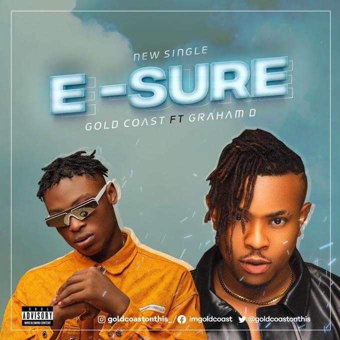 [Music] Gold Coast Ft Graham D – E Sure.mp3