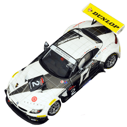 Bmw Z4 Fastback: ManicSlots' Slot Cars And Scenery: NEWS: Scaleauto BMW Z4 GT3