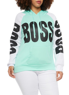 boss sweater