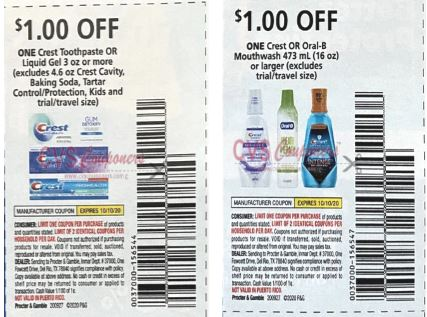 crest coupons oct 2020