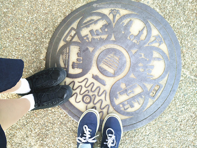 Lokasi foto di Nagoyajyou / Nagoya Castle