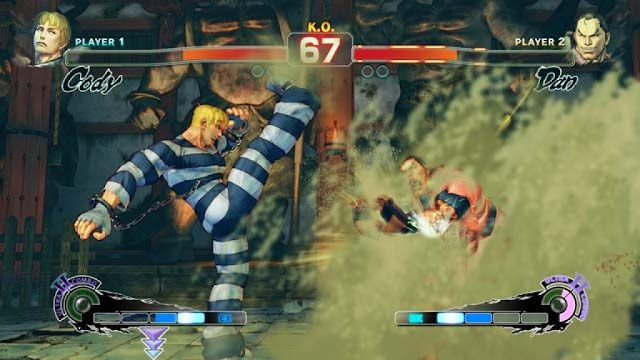 Super Street Fighter 4 For Free