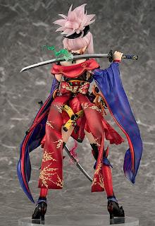 """Fotografías y detalles de Saber / Miyamoto Musashi 1/7 de """"Fate/Grand Order"""" - Phat!"""