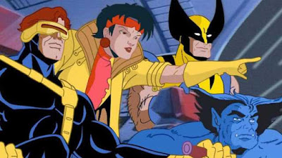 Série animada de X-Men