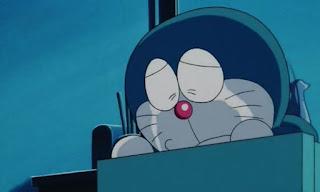 Gambar Doraemon Sedih Nangis 3