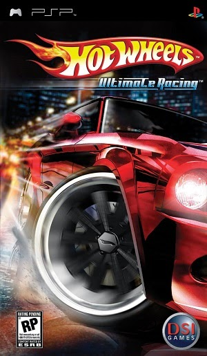 Hot Wheels Ultimate Racing Psp Oyun Full