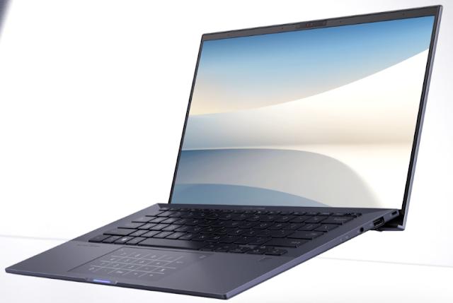 ASUS ExpertBook B9 Laptop Paling Ringan di Dunia