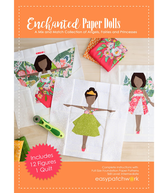 enchanted paper dolls image