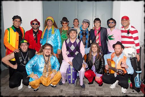 """Pasodoble No Cantado en el Falla con Letra de Juan Carlos Aragón """"Sin tabaco"""". Chirigota """"Los Antesdeayesterday"""" (2011)"""