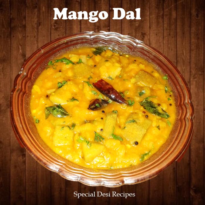 mango dal specialdesirecipes
