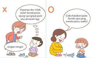 Jangan Melarang Anak Berekspresi