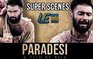 Paradesi – Emotional Scenes | Adharvaa | Vedhicka | Dhansika