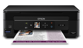 Epson XP-340 Driver Download - Windows, Mac