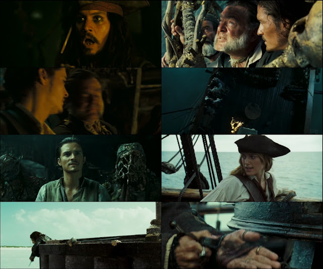 Pirates of the Caribbean: Dead Man's Chest 2006 Dual Audio 1080p Bluray