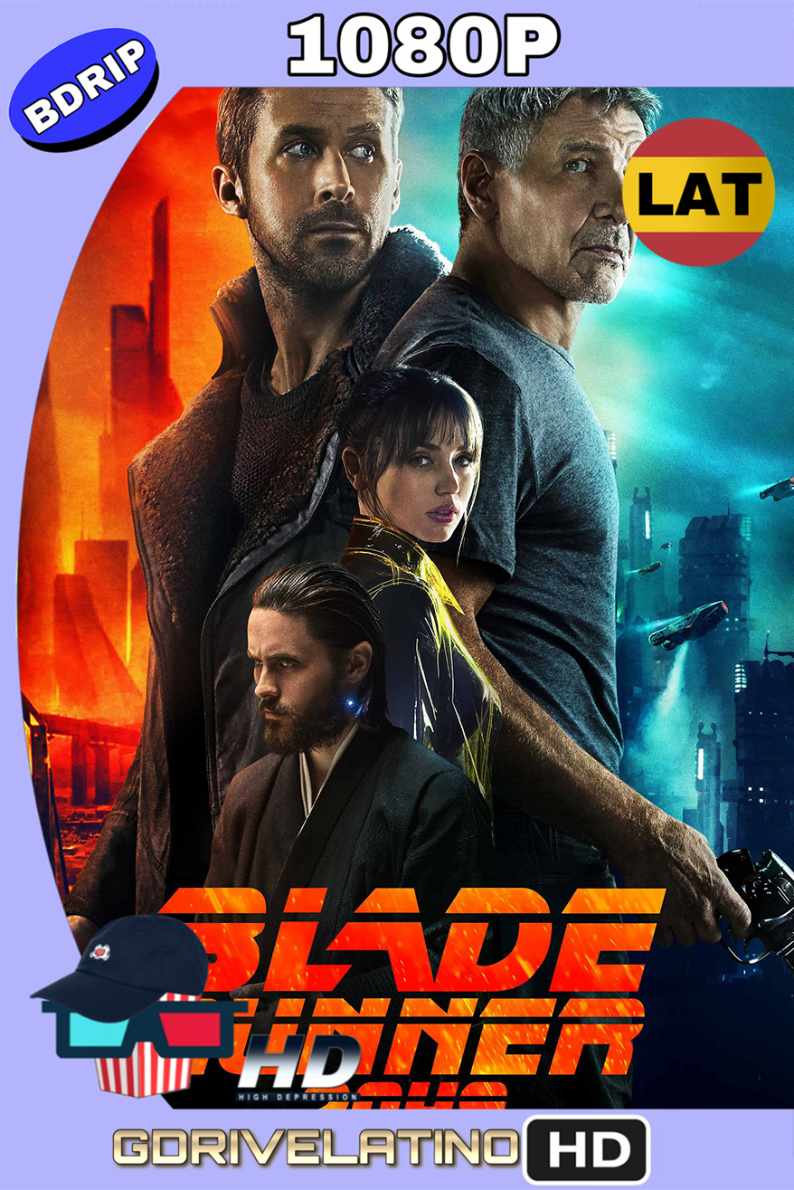 Blade Runner 2049 (2017) BDRip 1080p (Latino-Inglés) MKV
