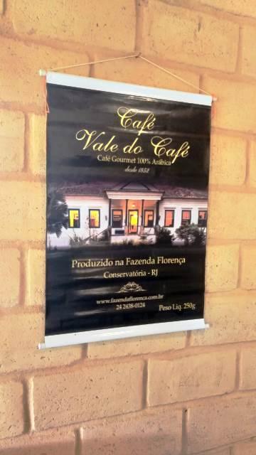 Café premiado produzido na Fazenda Florença