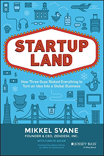 StartUpLand Book from an idea into a Global Business