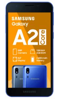 Firmware Samsung A2 Core SM-A260G