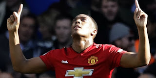 Arsenal Diminta Bajak Anthony Martial Dari MU