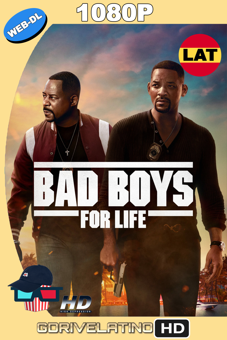 Bad Boys para Siempre (2020) WEB-DL 1080p Latino-Ingles MKV