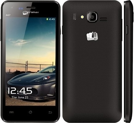 Micromax A67 upgrade flash file and tools here