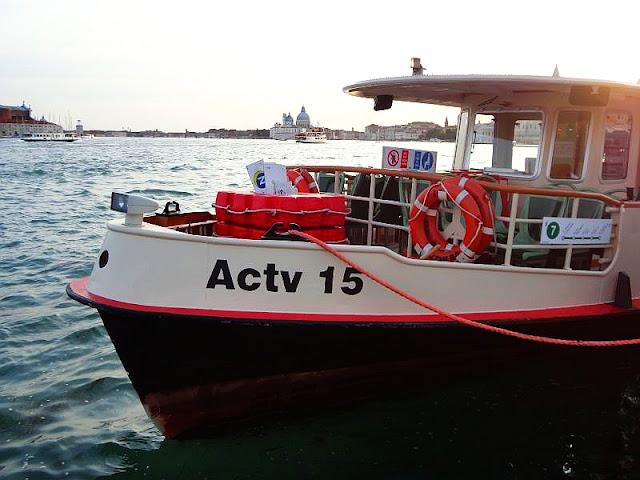 Generální stávka v Benátkách! Nepojedou lodě, autobusy a tramvaje