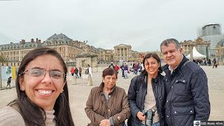Transfer em Paris em português - Telma France Tour