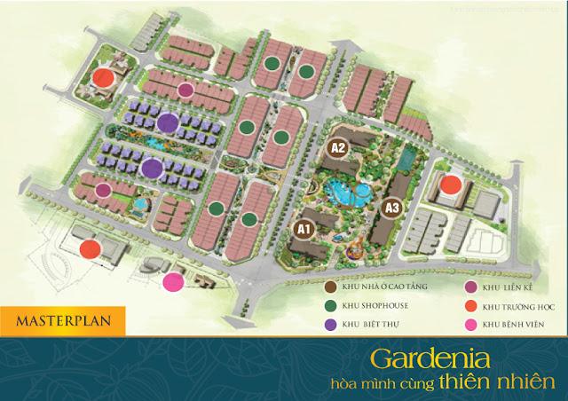 Lá Phổi Xanh Của Quận Nam Từ Liêm Vinhomes Gardenia tại Mỹ Đình