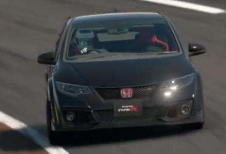 Honda Civic Type R (FK2) 2015