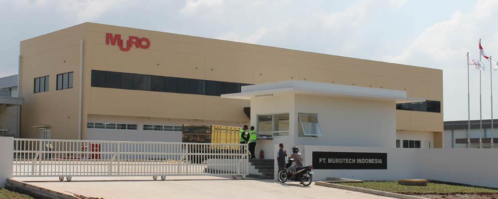 Info Lowongan Kawasan SURYA CIPTA PT Murotech Indonesia Karawang