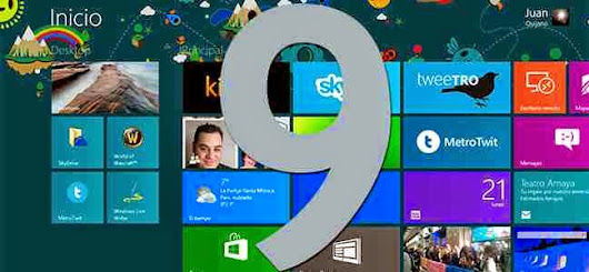 Scheduled version of Windows and Office Touch 9 in the month of April of the year 2015