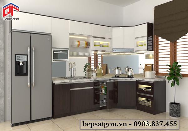 tủ bếp, tủ bếp hiện đại, tủ bếp đẹp