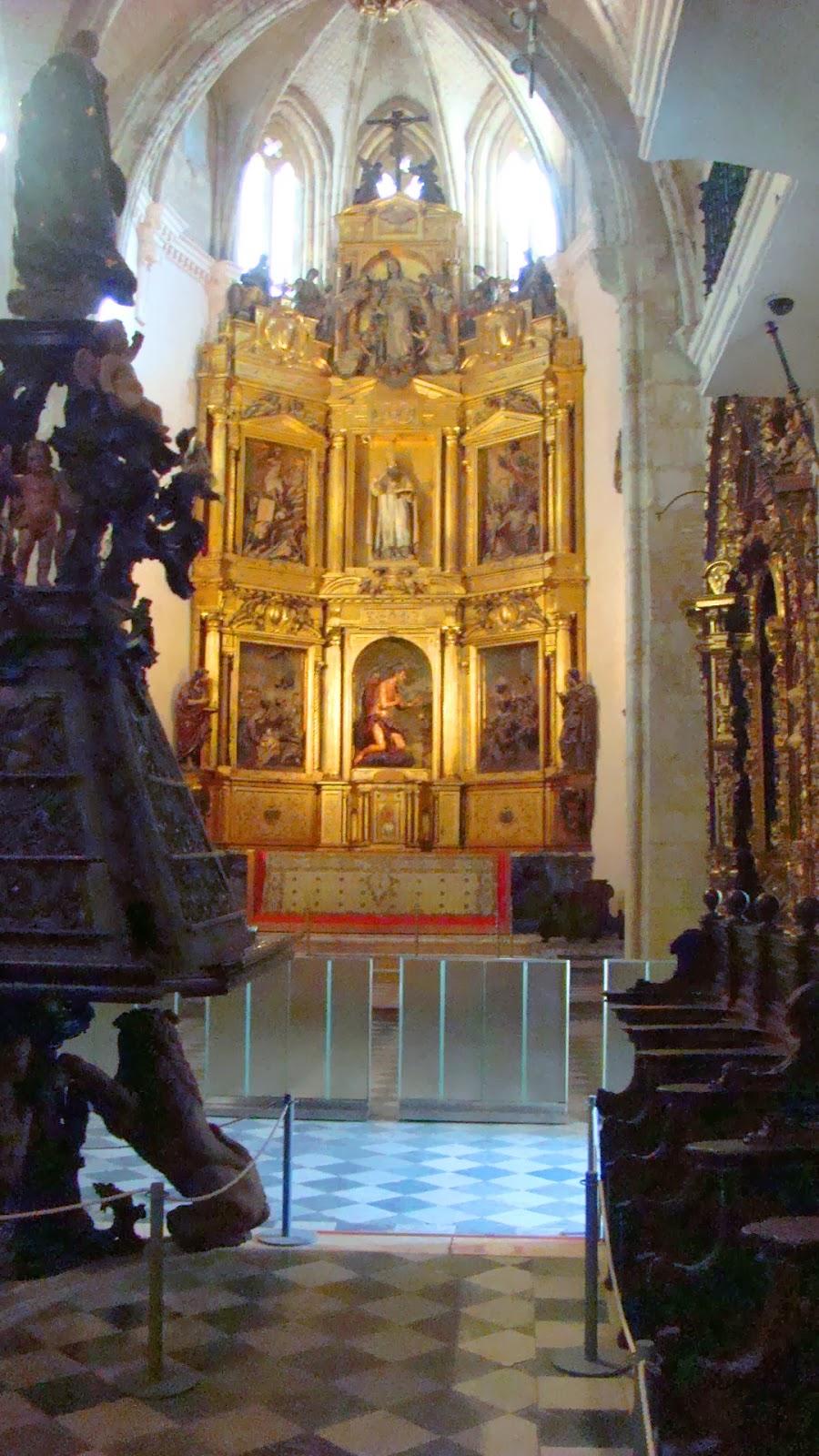 Monasterio San Isidoro del Campo ©Candela Vizcaíno, todos los derechos