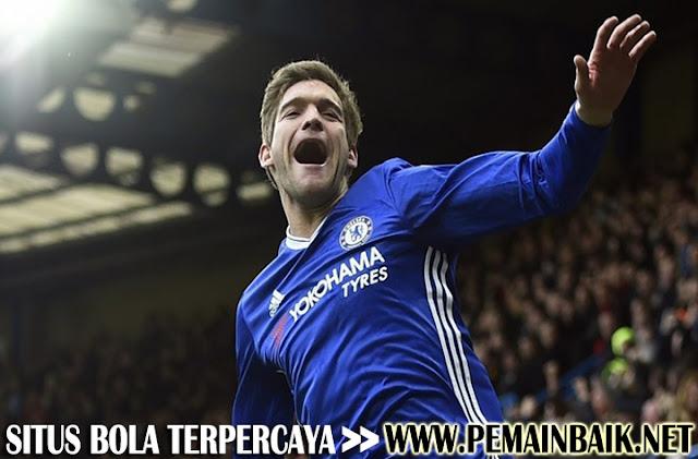 Antonio Conte Berminat Rekrut Bek Chelsea Marcos Alonso