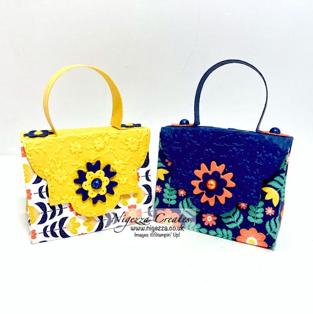 Sweet Symmetry Mini Handbag Gift Bag