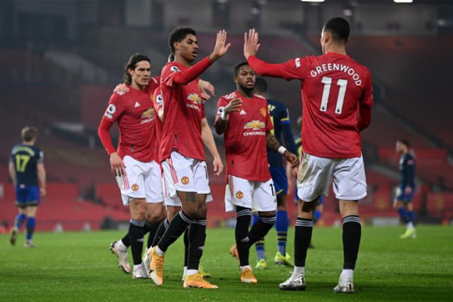 Manchester United hard-fought West Ham and qualify for the FA Cup quarter-finals