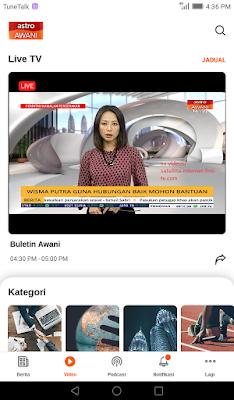 play free on news free live tv app