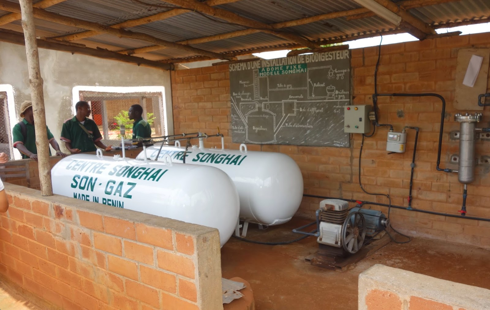 Bein In Benin Songhai Center Porto Novo